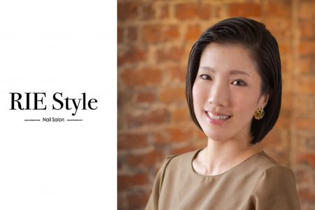 RIE Style Nailsalon様 がご来店されました♪